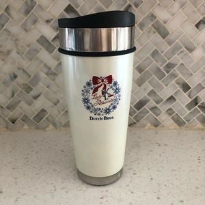 Dutch Bros Love Abounds Double Insulated Tumbler